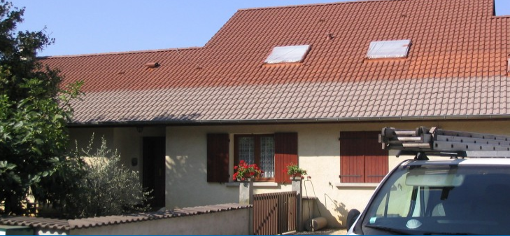 Traitement de toitures